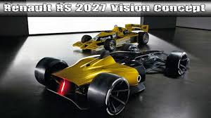 future bugatti 2030 the future of formula 1 cars renault f1 rs 2027 vision concept