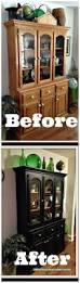 curio cabinet unbelievable curio cabinet makeover photos