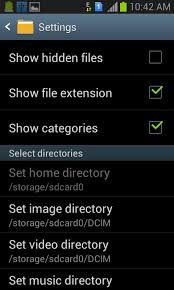 hide files android hide files and folders in android ptmaroct s tech