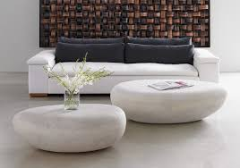 river stone coffee table phillips collection