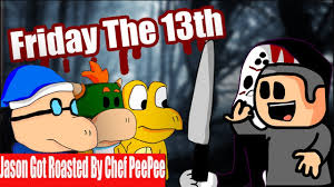 Mr Meme - reacting to sml movie friday the 13th animated by mr meme gaming