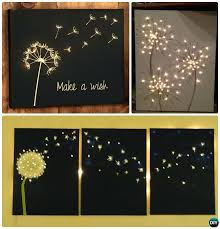 lighted canvas art with timer light up canvas wall art boyintransit com