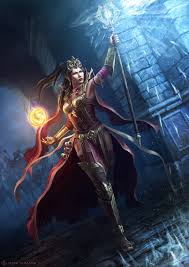 fantasy magic and wizards female favourites by butterflybarna