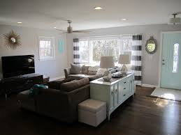 Decorating Ideas For Living Rooms With Brown Leather Furniture This Lay Out Could Work Minus The Tv And Still Have Room For