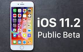 apple releases second public beta of ios 11 2 for public beta
