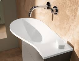 sink design modern sink designs by burgbad pli collection