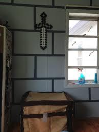 Minimalistic Bed Bedroom Minecraft Bedroom Ideas Gray Armchair And Ottoman Green