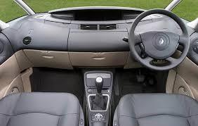 renault espace estate 2003 2012 driving u0026 performance parkers