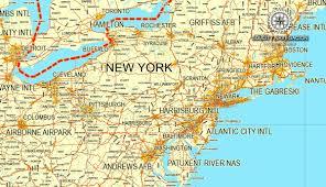 Baltimore Map Usa by Usa Canada Printable Vector Counrty Road Map Gps Correct