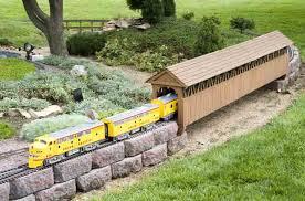 Garden Railway Layouts Landscape Planning A Garden Railway In Your Landscape