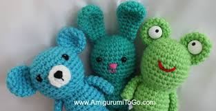 amigurumi patterns video bear bunny and frog amigurumi video tutorial amigurumi to go