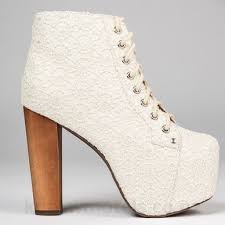 wedding shoes jeffrey cbell jeffrey cbell wedding lita ankle boots white boots 83090