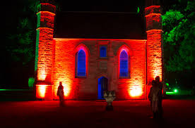 tickets selling fast for spooky halloween event at scone palace