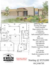House Plans For A View Up To 2500 Sq Ft U2013 K Welch Homes