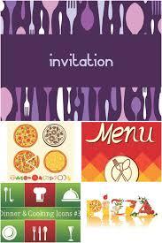 restaurant menu designs vector free vector stock illustrations