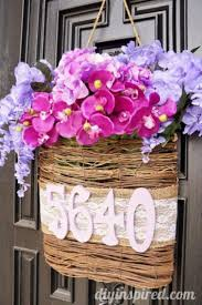 front door spring wreath ideas on love the day