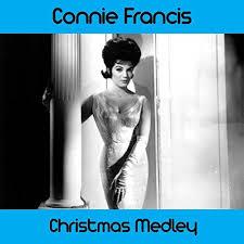 connie francis christmas medley white christmas winter