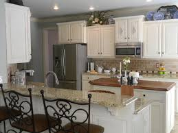 furniture kitchen wonderful oak painted cabinets for decorate