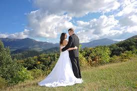 gatlinburg wedding packages for two smoky mountain national park overlook smoky mountain weddings