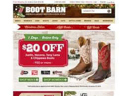 Boot Barn Coupons In Store Boot Barn Rated 1 5 Stars By 34 Consumers Bootbarn Com Consumer