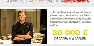cuisine cyril lignac concours de cuisine votre recette jugée par cyril lignac femme