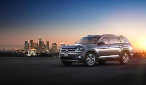 volkswagen atlas 7 seater 2018 volkswagen atlas first look autoweb