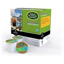 keurig k cups light roast keurig k cups light roast french vanilla iced coffee 16ct