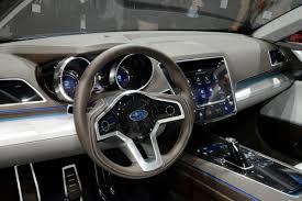 subaru concept truck subaru u0027s 2015 legacy concept looks good in the flesh