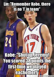 Jeremy Lin Meme - lin and kobe bryant