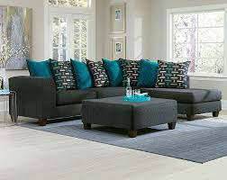 Black Corner Sofas The Watson Big Two Piece Sectional Sofa Is Outfitted In A Two