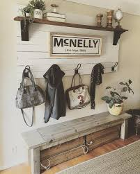 Front Entry Way by Rustic Farmhouse Entry Mcnellyfarmhouselove On Instagram
