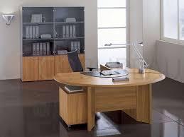 bureau arrondi bureau direction avec plateau arrondi play