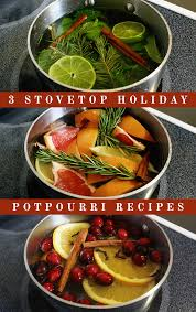 make your home smell like the holidays with these diy stovetop