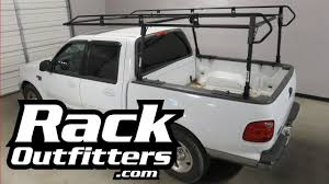 Ford F 150 Truck Bed Dimensions - ford f 150 with tracrac steelrac universal truck bed overcab