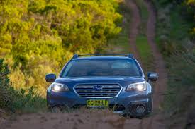 subaru outback 2015 onroad and offroad test practical motoring