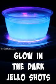 glow in the glow in the jello recipe