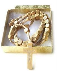 bead necklace ebay images Beaded cross necklace ebay JPG
