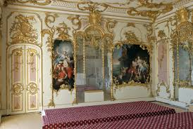 Palace Interior New Palace In Sanssouci Park World Monuments Fund
