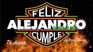 imagenes feliz cumpleaños rockero alejandro gonzalez feliz cumpleaños te desea el rock youtube