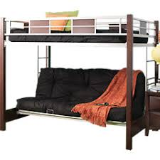Full Size Bunk Bed With Futon Roselawnlutheran - Full size bunk bed with futon on bottom