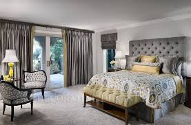 Grey Yellow And Black Bedroom by Bedroom Bold Yellow Bedroom Ideas With Black Headboard And Dark