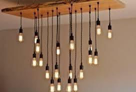 Hanging Edison Bulb Chandelier Edison Chandelier Foter