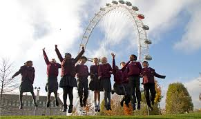school trips to the eye eye