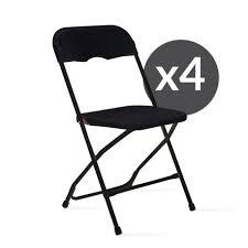 lot 4 chaises pas cher lot 4 chaises pas cher achat chaise pliante reception pas cher