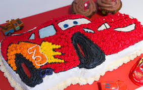 lightning mcqueen birthday cake food obsessions archive lightning mcqueen birthday cake