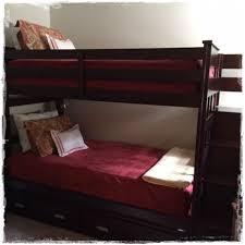 Bunk Bed Cap Deluxe Solid Color Bed Cap Comforter Vintage Rhumba 600