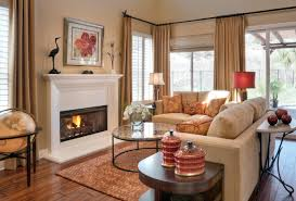 cozy livingroom 7 ways to create a warm living room using rich colors in your