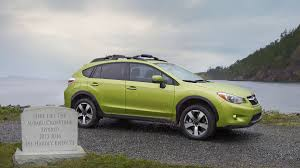 subaru crosstrek hybrid is discontinued for 2017