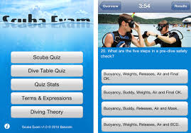 Padi Dive Tables by 5 Iphone Apps For Divers U2022 Scuba Diver Life