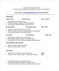 free chronological resume template chronological resume template musiccityspiritsandcocktail